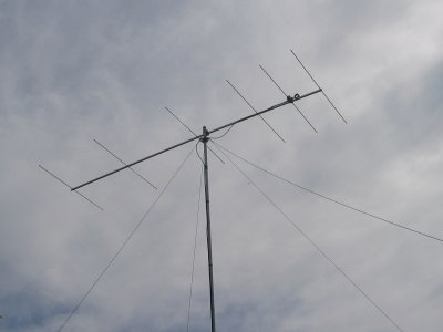 Homemade CB Antenna